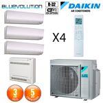 daikin  Daikin Quadri-split 4MXM80N + 3 X CTXM15N + FVXM35F Quadri-Split... par LeGuide.com Publicité