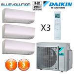 daikin  Daikin Tri-split Réversible 3MXM52M + 2 X CTXM15M + 1 X FTXM25M... par LeGuide.com Publicité