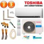 toshiba  TOSHIBA Pack Climatiseur TOSHIBA DAISEIKAI RAS-10G2KVP-E Pack... par LeGuide.com Publicité