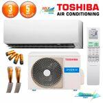 toshiba  TOSHIBA Climatiseur Prêt à poser TOSHIBA DAISEIKAI RAS-10G2KVP-E... par LeGuide.com Publicité