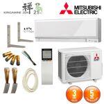 mitsubishi electric  MITSUBISHI ELECTRIC Pack Climatiseur Mitsubishi MSZ-EF35VGW... par LeGuide.com Publicité