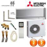 mitsubishi electric  MITSUBISHI ELECTRIC Pack Climatiseur Mitsubishi MSZ-EF50VGS... par LeGuide.com Publicité