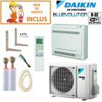 daikin  DAIKIN Pack Confort Climatiseur Console Daikin FVXM25F Pack Confort... par LeGuide.com Publicité