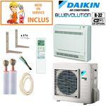 daikin  DAIKIN Pack Confort Climatiseur Console Daikin FVXM50F Pack Confort... par LeGuide.com Publicité