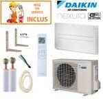 daikin  DAIKIN Pack Confort Climatiseur Console Daikin Nexura FVXG25K Pack... par LeGuide.com Publicité