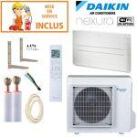 daikin  DAIKIN Pack Confort Climatiseur Console Daikin Nexura FVXG50K Pack... par LeGuide.com Publicité