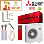 mitsubishi electric  MITSUBISHI ELECTRIC Pack Confort Climatisation Mitsubishi... par LeGuide.com Publicité