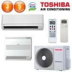 toshiba  Toshiba Bi-Split RAS-2M18U2AVG-E + RAS-B10PKVSG-E + RAS-B10U2FVG-E... par LeGuide.com Publicité