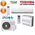 toshiba  Toshiba Bi-Split RAS-2M18S3AV-E + RAS-B10N3KV2-E1 + RAS-B10UFV-E1... par LeGuide.com Publicité