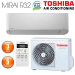 toshiba  TOSHIBA Climatiseur Mural TOSHIBA Seiya R32 RAS-B10J2KVG-E Mono-Split... par LeGuide.com Publicité