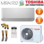 toshiba  TOSHIBA Climatiseur Prêt à poser Mural TOSHIBA Seiya R32 RAS-B10J2KVG-E... par LeGuide.com Publicité