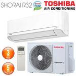 toshiba  TOSHIBA Climatiseur Mural TOSHIBA SHORAI 18 + RAS-18PAVSG-E Mono-Split... par LeGuide.com Publicité