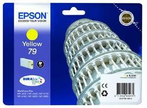 Epson 79 (C13T79144010) - Cartouche Encre Jaune