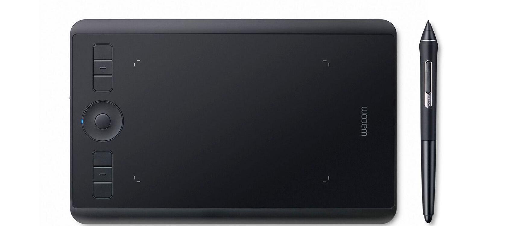 Wacom Tablette Graphique INTUOS Pro Small Noir (Mac/Windows)