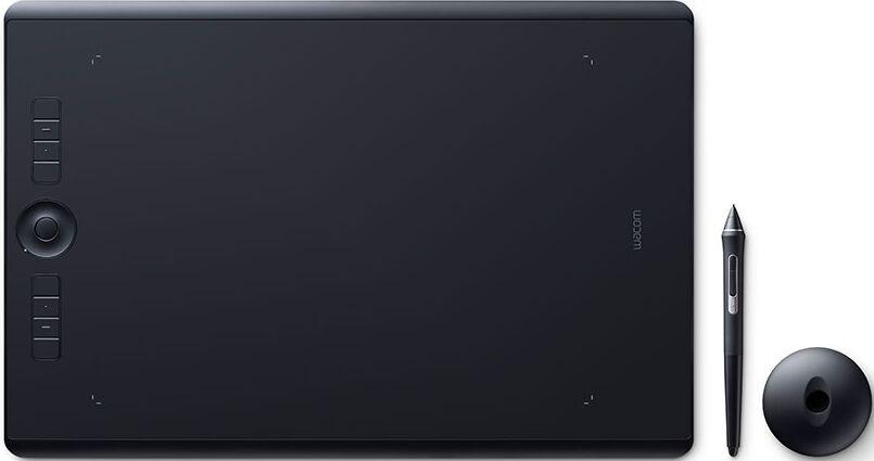 Wacom Tablette Graphique INTUOS Pro Medium