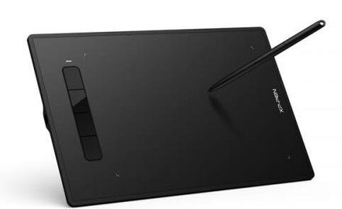 XP-PEN Tablette Graphique Star G960S avec stylet PH3