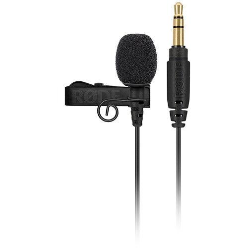 RODE Microphone Lavalier Go Noir