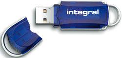 INTEGRAL Clé USB 3.0 Courier 32GB