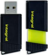 INTEGRAL Clé USB 2.0 Pulse 64GB Jaune