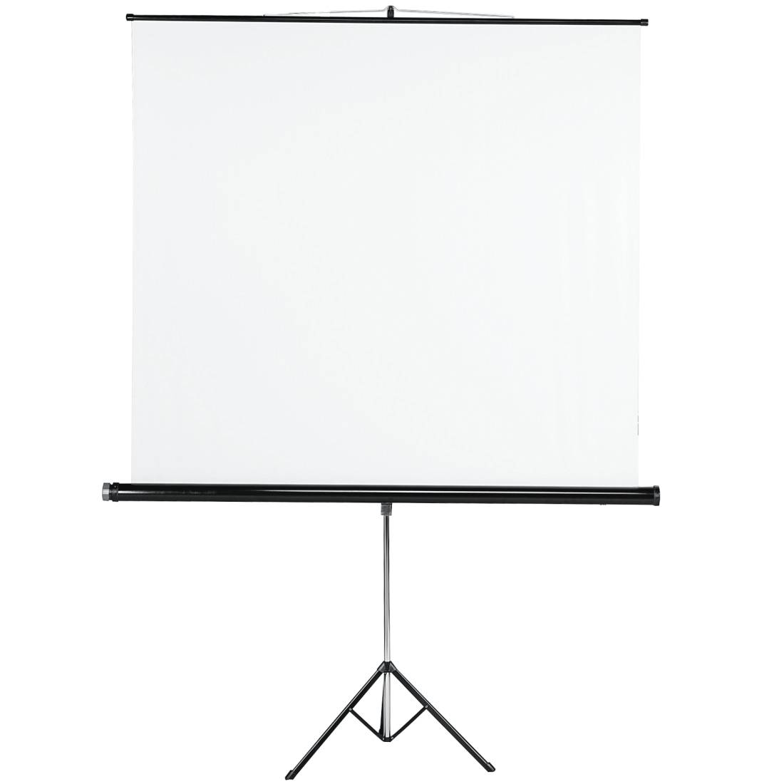 Hama Ecran de Projection sur Pied 155x155 cm Blanc