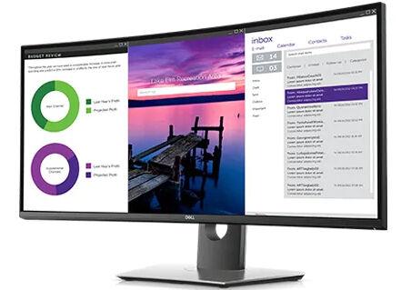 Dell Moniteur Incurvé UltraSharp U3419W FHD 34
