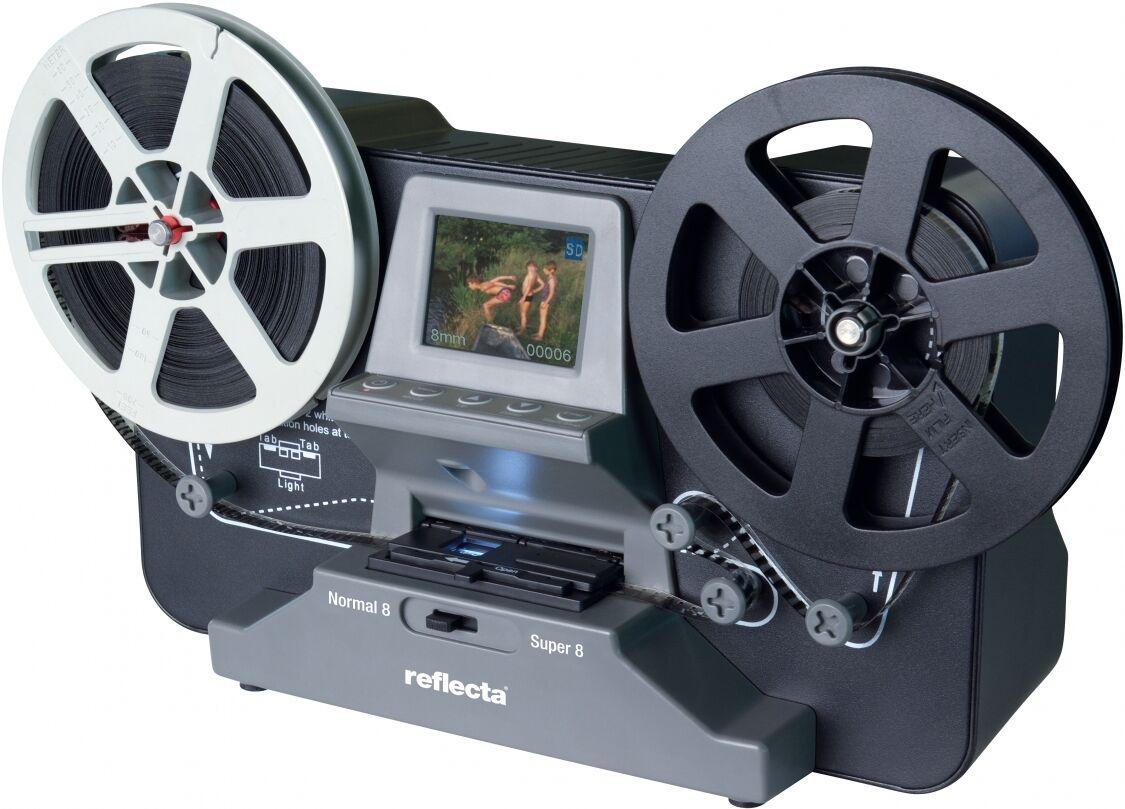 REFLECTA Scanner Films 8mm/Super 8