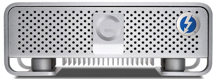 G-TECHNOLOGY Disque Dur G-Drive 4TB Thunderbolt & USB 3.0