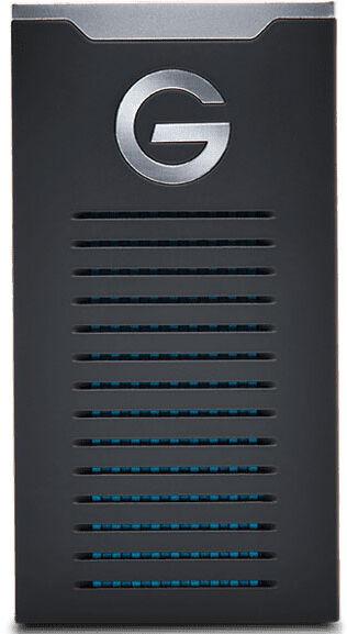 G-TECHNOLOGY Disque Dur G-Drive Mobile SSD R-Series 2TB USB 3.1