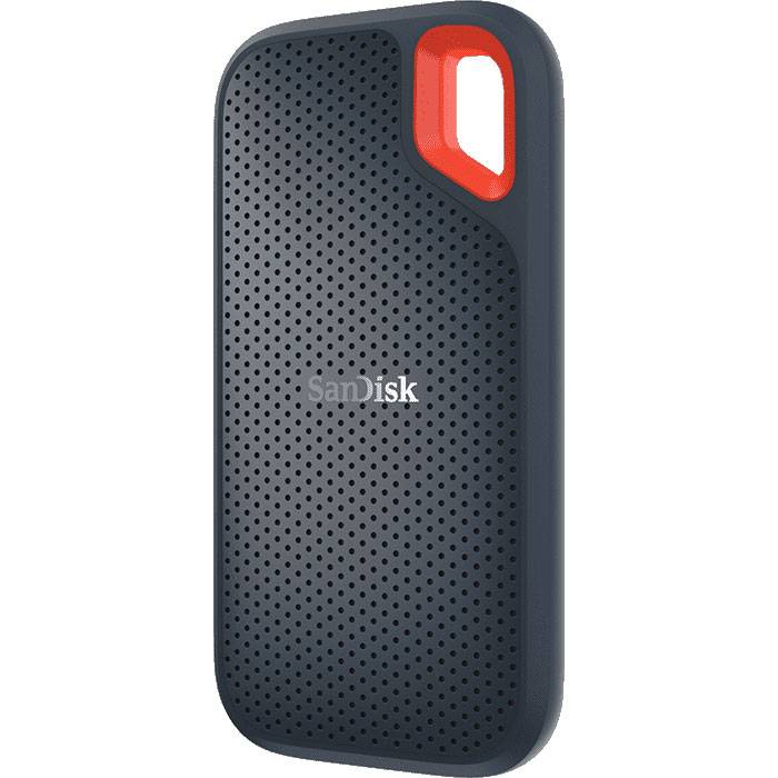 SanDisk Disque Dur SSD Extreme Portable 250GB USB 3.1 (550MB/S)