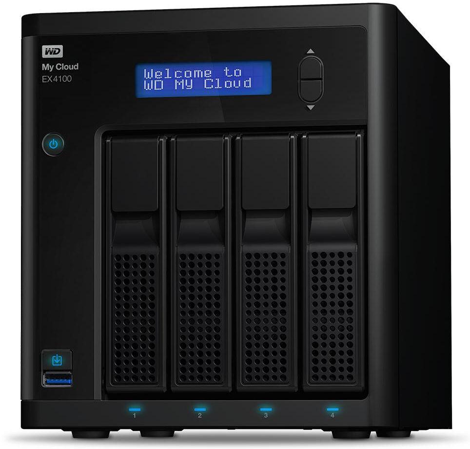 Western Digital Nas My CLoud Expert Series EX4100 8To
