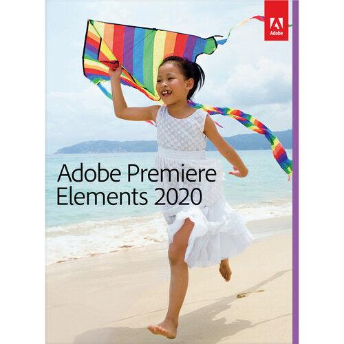 Adobe Premiere Elements 2020 Mac/Win