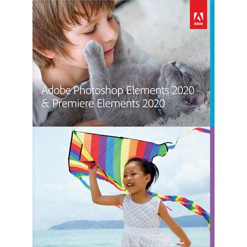 Adobe Photoshop + Premiere Elements 20 Mac/Win