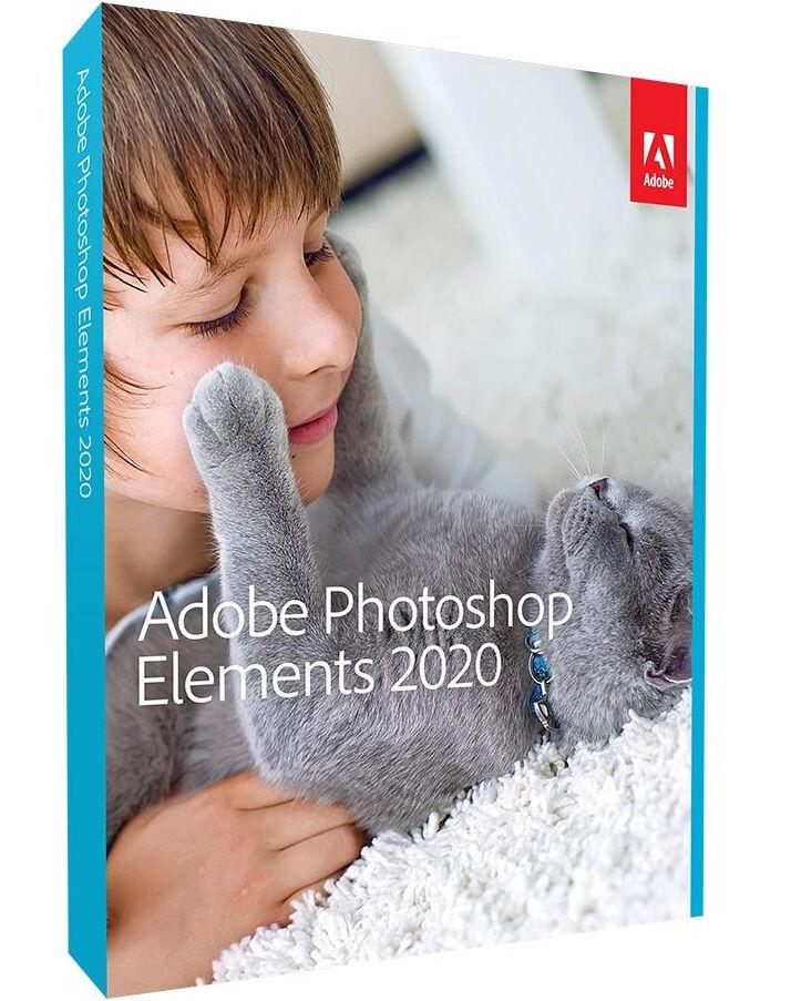 Adobe Photoshop Elements 20 Mac/Win