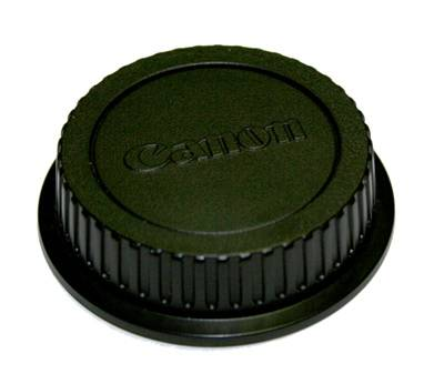 Canon Bouchon Arrière Objectifs EF
