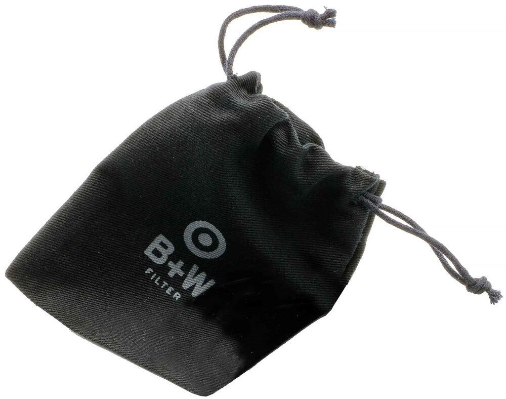 B&W Pochette de Rangement pour Filtre 30.5-49mm