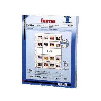 Hama Pochette de Diapositives 5x5cm (x12)