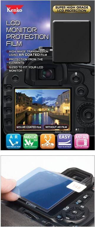 Kenko Protège Ecran LCD pour Canon EOS 7D MarkII