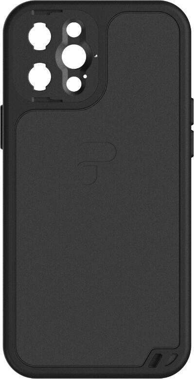 POLAR PRO Coque Noire Litechaser pour Iphone 12 Pro Max