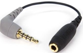 RODE SC4 Câble Jack 3.5mm pour Iphone