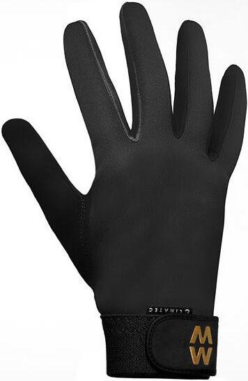 MACWET Gants Photo Climatec Long Noir Taille 8.5 (Soldes)