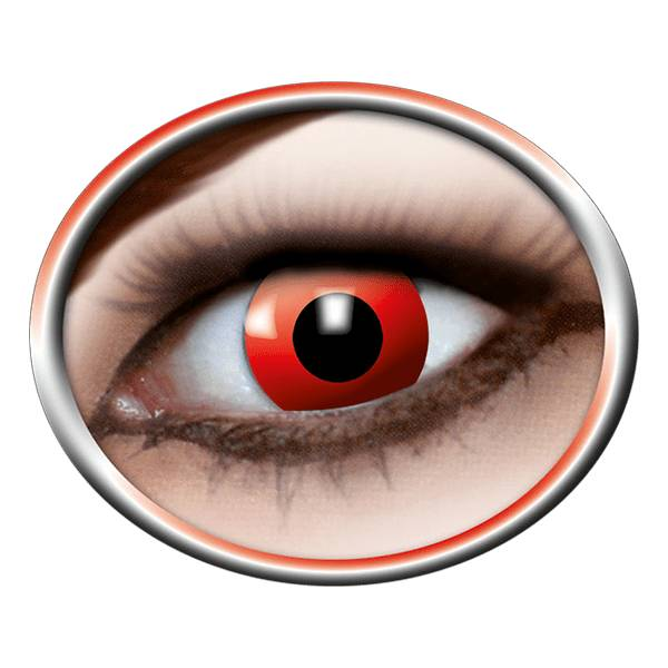 Bach Optic Lentilles rouges (Red Devil)