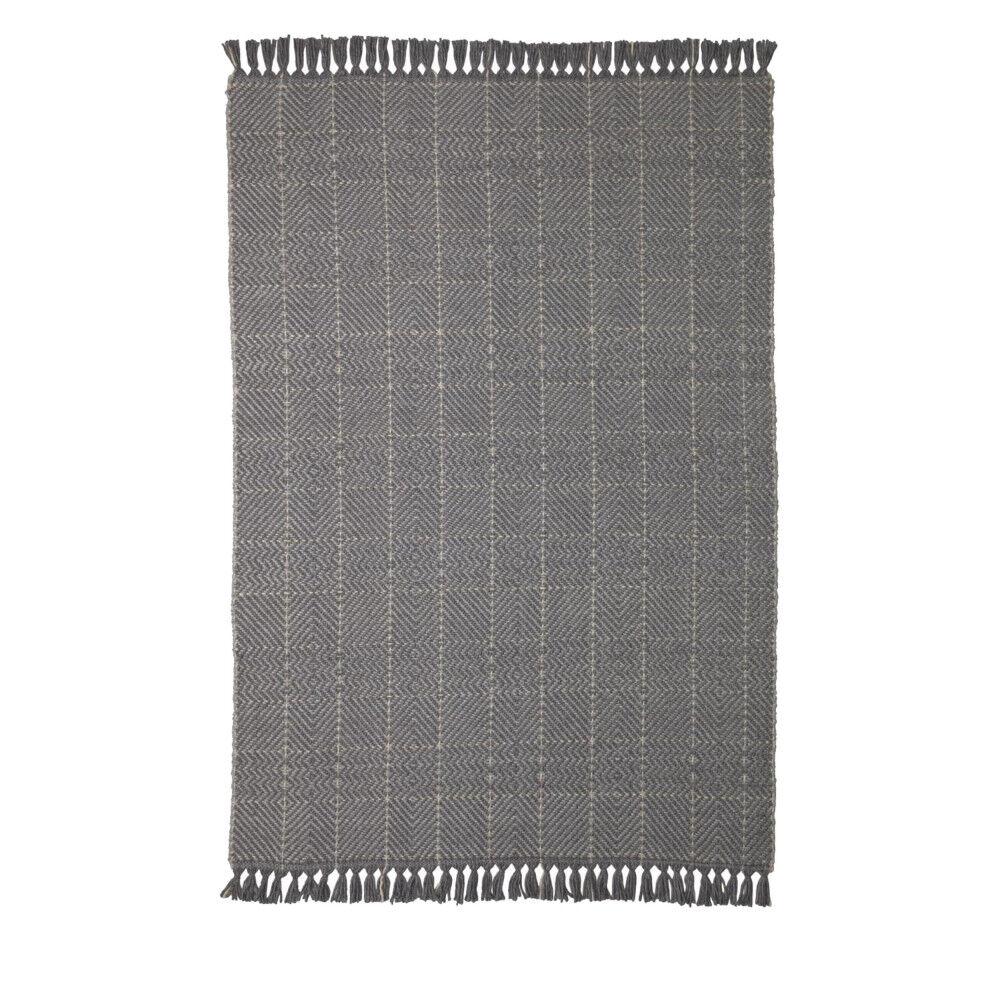 Kave Home Shaiel - Tapis en laine et coton