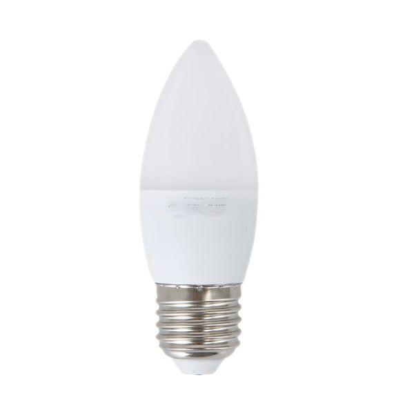 AGS Ampoule E27 Blanc chaud 6W (Température de Couleur : Blanc chaud 3000K)