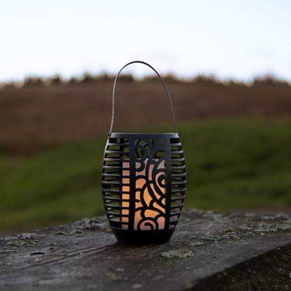 STAR Déco torche Solaire LED 3 en 1 Effet Flamme