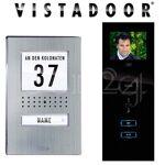 m e  M-E Interphone portier vidéo Vistadoor noir/Kit compl. '-Commandez,... par LeGuide.com Publicité