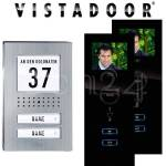 m e  M-E Interphone portier vidéo pour 2 foyers noir '-Commandez,... par LeGuide.com Publicité