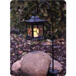 best season  Best Season Lanterne solaire 58cm avec bougie LED vacillante... par LeGuide.com Publicité