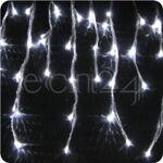 fdl  FDL Guirlande stalactite LED 8m, lumière statique blanc froid '-Un... par LeGuide.com Publicité