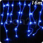 fdl  FDL Guirlande stalactite LED 16m, lumière statique bleu '-Un... par LeGuide.com Publicité