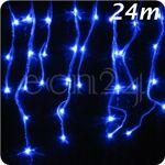 fdl  FDL Guirlande stalactite LED 24m, lumière statique bleu '-Un... par LeGuide.com Publicité